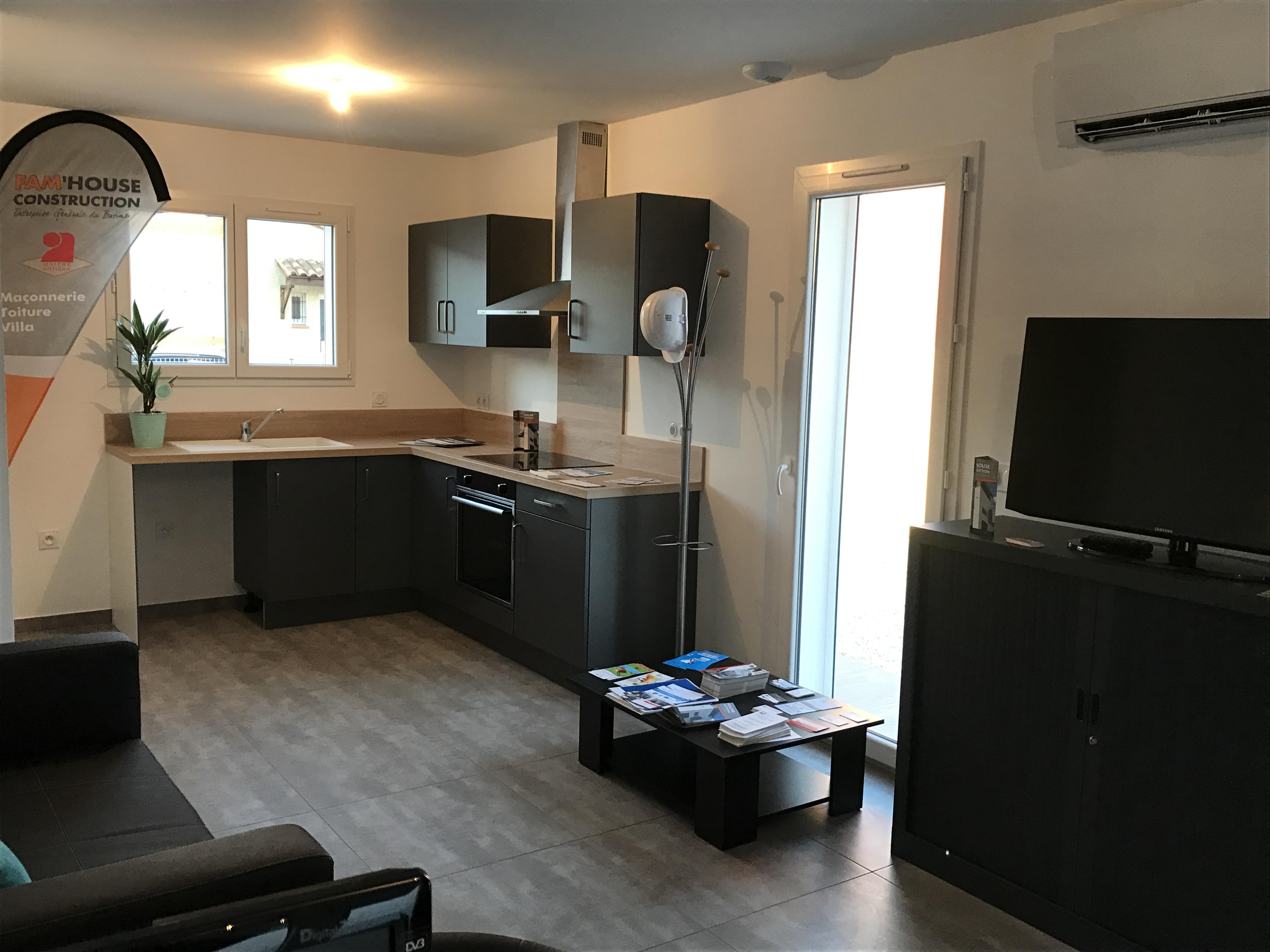 Constructeur maison individuelle pyrenees orientales for Artisan constructeur maison individuelle